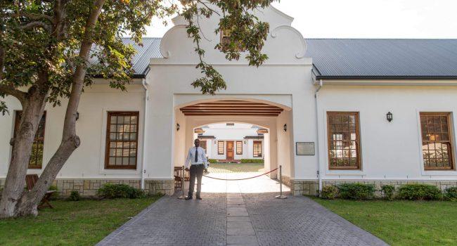 Exterior Cape Town Treatment Centre