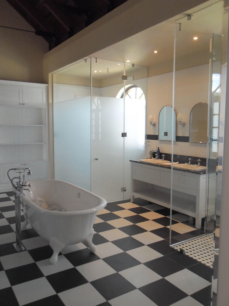 Bathrooms In Shared Suites