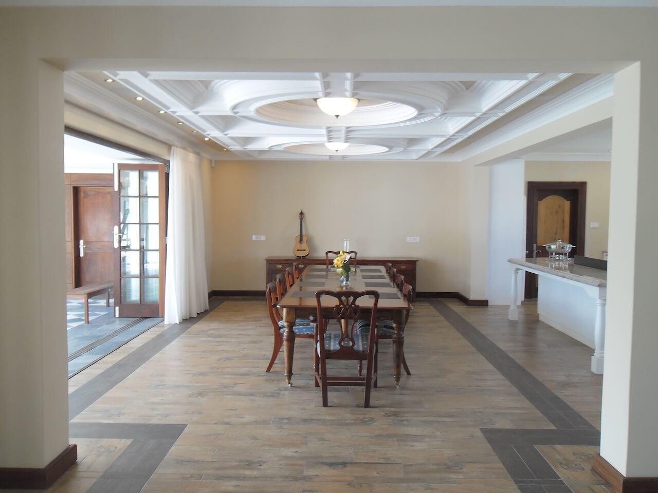 Main Communal Dining Room
